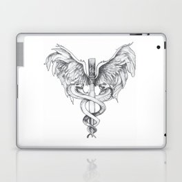 Life Saver Laptop & iPad Skin