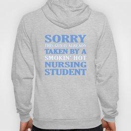 Taken By Nursing Student Hoody