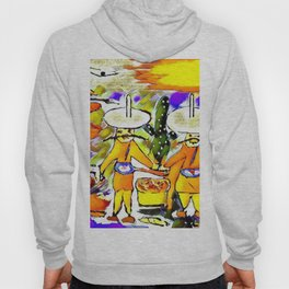The voracious mariachis Hoody