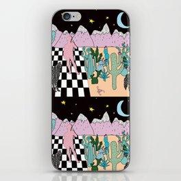 Postmodern Desert Dream iPhone Skin