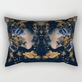 Golden Raven | Baekhyun Rectangular Pillow
