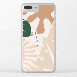 Finding it Clear iPhone Case