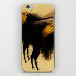 bumble iPhone Skin