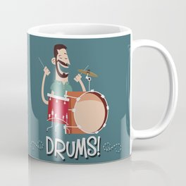 Drums! Coffee Mug