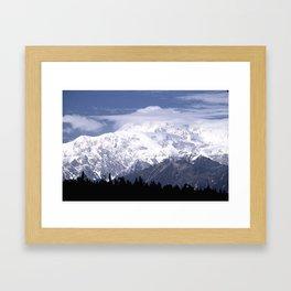Mt. McKinley Framed Art Print