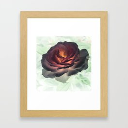 Just as Sweet Framed Art Print