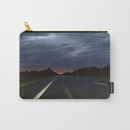 Nightmare Road Carry-All Pouch