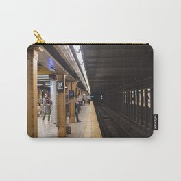 Penn Station, NYC Carry-All Pouch