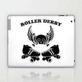 Roller Derby Wings Laptop & iPad Skin