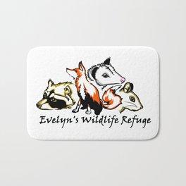 Wildlife Rescue Bath Mat
