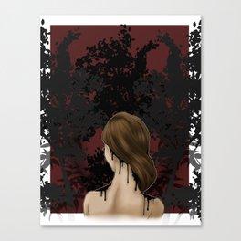 Last Ink Canvas Print