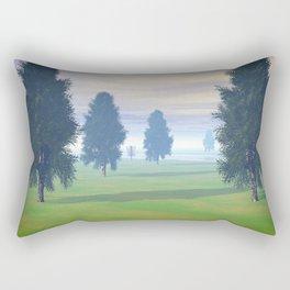 Fairway To Seven Rectangular Pillow