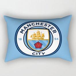 MCFC LOGO Rectangular Pillow