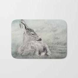 Sweet Young Deer Bath Mat