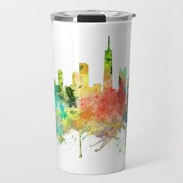 Chicago, Illinois Skyline SP Travel Mug