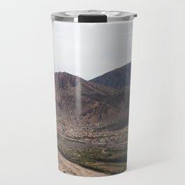 Mountains in Salta, Argentina Travel Mug