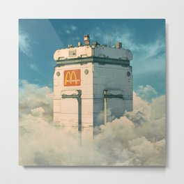 MCD 2087 (everyday 08.11.15) Metal Print