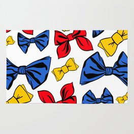 Bow ti ful bows Rug