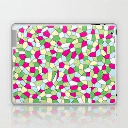 Pastel Mosaic Laptop & iPad Skin