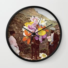 The Suitor Wall Clock
