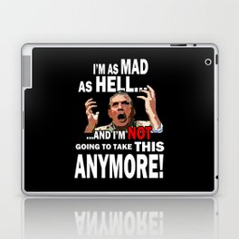 Mad As Hell Laptop & iPad Skin