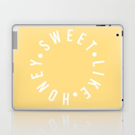 sweet like honey Laptop & iPad Skin