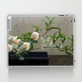 Vanilla Dolce Roses Laptop & iPad Skin