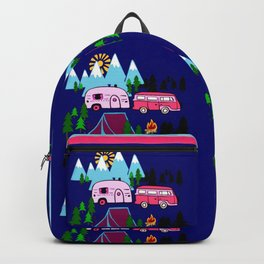 Lady Bed Rock Backpack
