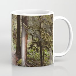 Vintage Hiking Trail Coffee Mug