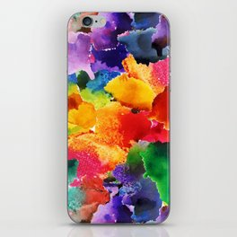 Floral Pattern 13 iPhone Skin