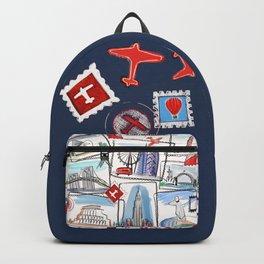 My travel bug Backpack