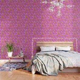Pink Calliope Rose Wallpaper