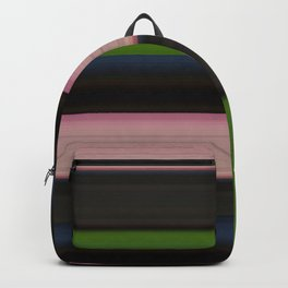 Tones of Water Lilies Backpack