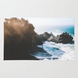 ocean falaise Rug