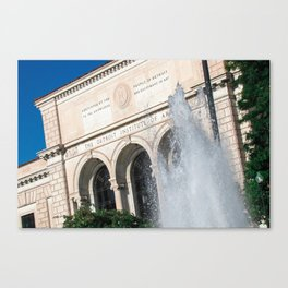 Detroit Institute of Arts Canvas Print