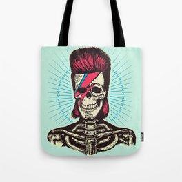 Ziggy Skulldust Tote Bag