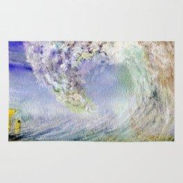 Fury Tsunami by Maureen Donovan Rug
