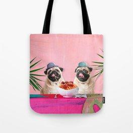 Spughetti Tote Bag