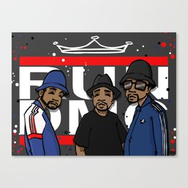 Get Down with the Kings Canvas Print