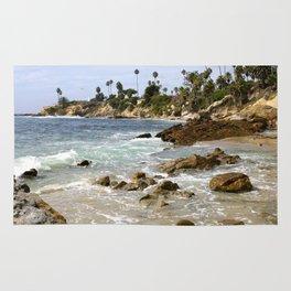 Heisler Park, Laguna Beach Rug