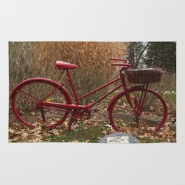 Monument to the Bicycle Rug