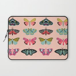 Lepidoptery No. 1 by Andrea Lauren  Laptop Sleeve