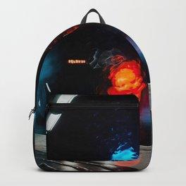 Subway reflection Backpack