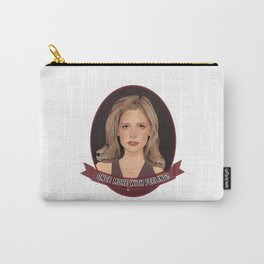 Buffy Summers - Once More with Feeling Carry-All Pouch