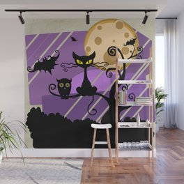 witching hour Wall Mural