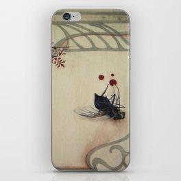 Greedy Fly (2) iPhone Skin
