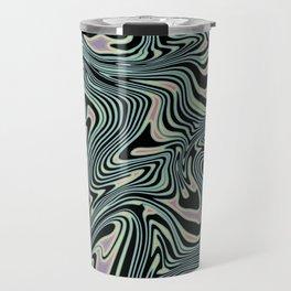 TIME KEEPS ON SLIPPIN' Travel Mug