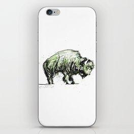 Bison iPhone Skin