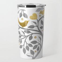 Love Branch Travel Mug