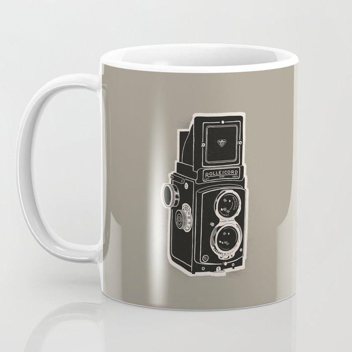 Rolleicord Coffee Mug
